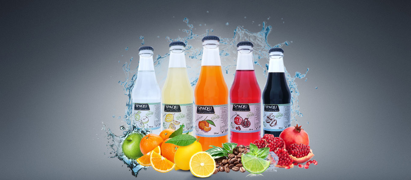sparkling water, flavour sparkling water, spaqu panturex