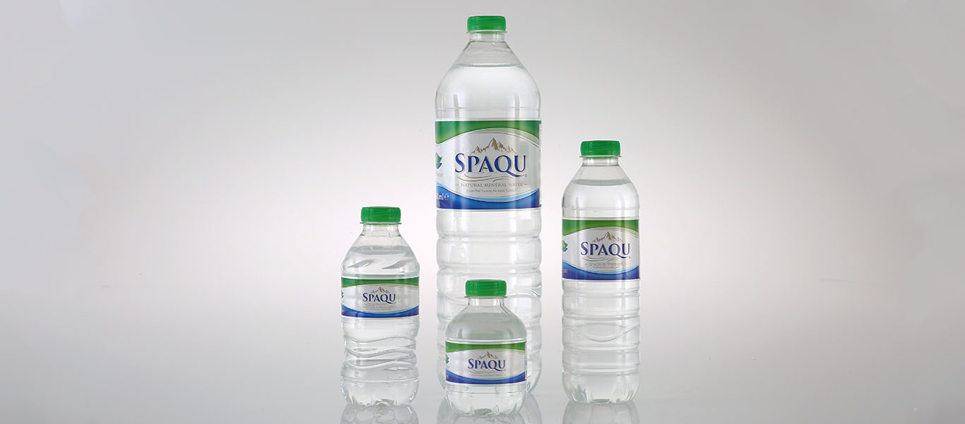 spaqu produces mineral water from nature, carbonated mineral water, fruit flavored soft drink