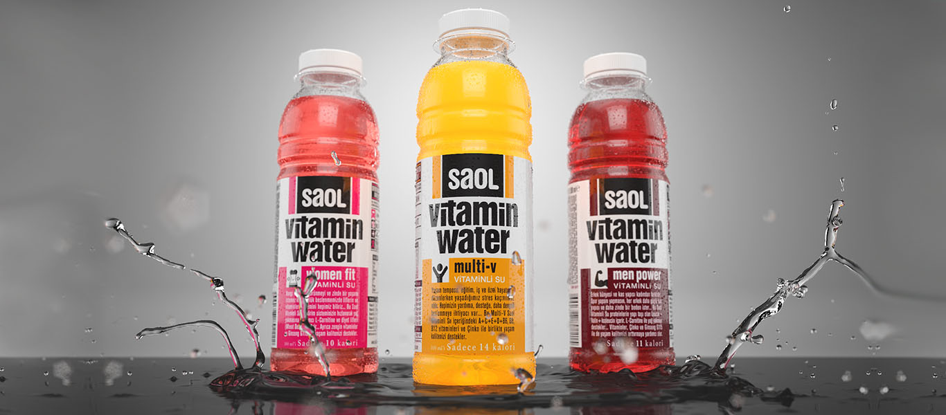 panturex distribute, saol vitamin water